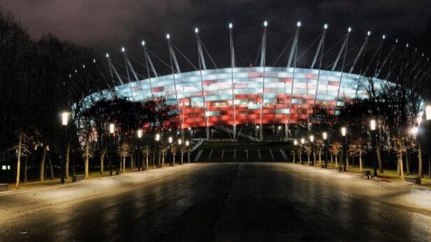 Rosjanie zagrają na Narodowym w czerwcu NCS