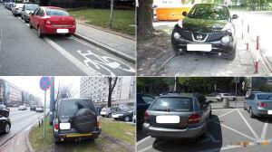 Co dwie minuty ktoś zgłasza nielegalne parkowanie