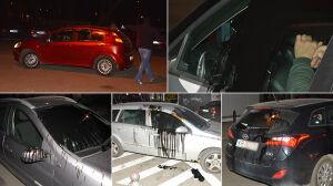 Nocny atak na kierowców Ubera. Policja zajmuje się sprawą