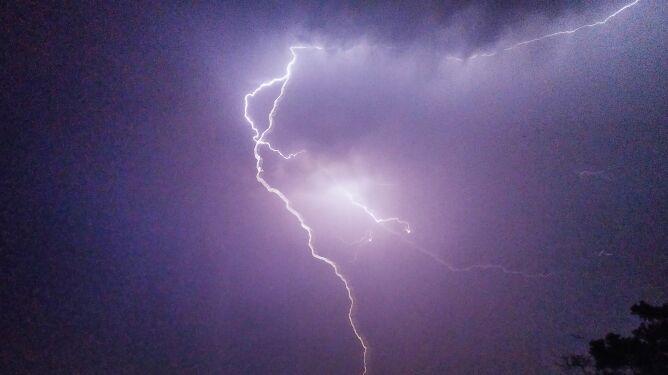 Tydzień pod znakiem deszczu i burz z gradem