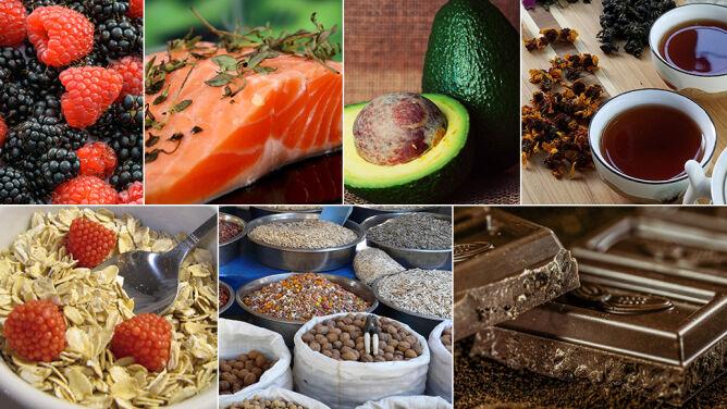 Jedzenie, które pomaga walczyć ze stresem