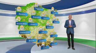 Prognoza pogody na piątek 23.07