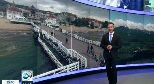 Tomasz Wasilewski o aktualnej sytuacji pogodowej w kraju (TVN24)